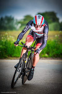 Ronde van België, tijdrit Beveren. Stijn Devolder