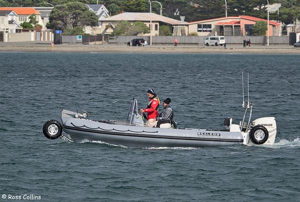 NZIODA Optimist National Championship, Worser Bay Boating Club, 5 April 2015
