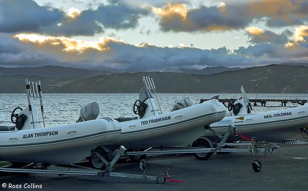 NZIODA Optimist National Championship, Worser Bay Boating Club, 4 April 2015