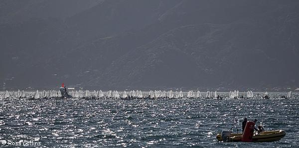 NZIODA Optimist National Championship, Worser Bay Boating Club, 3 April 2015