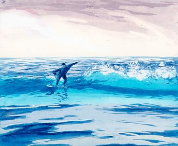 Surf, 2018, 4500,- m. ramme