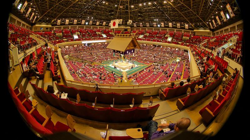 Sumo, Tokyo Japan