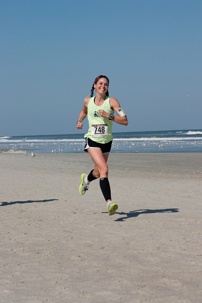 5 & 10 mile Winter Beach Run