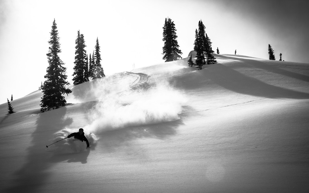 Powder Bliss!