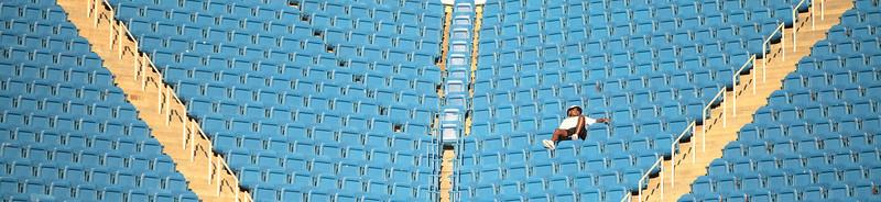 Arthur Ashe Stadium, US Open 2008 (not the finals...)