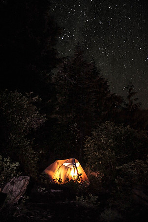 West Coast Camping