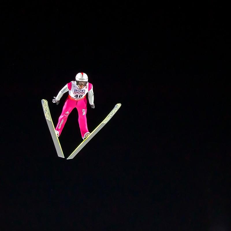 Ski jumping,   Falun   Sweden