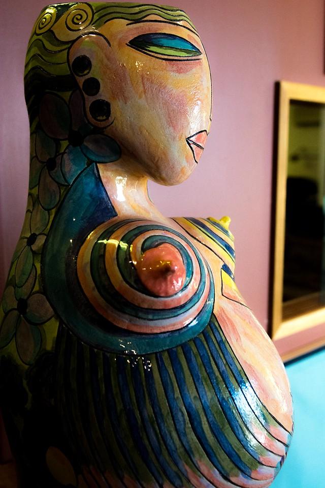 Ceramic art NZ