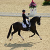 Charlotte Dujardin (GB) riding Valegro, Individual Dressage, London Olympics - 2012
