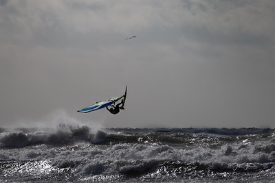 Windsurfing, West Wittering