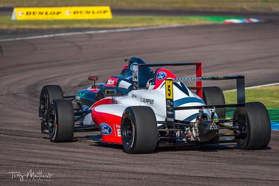 Formula Four Oliver York