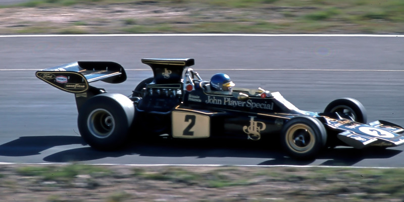 F1 Ronnie Pettersson Sweden  Anderstorp 17 June 1972