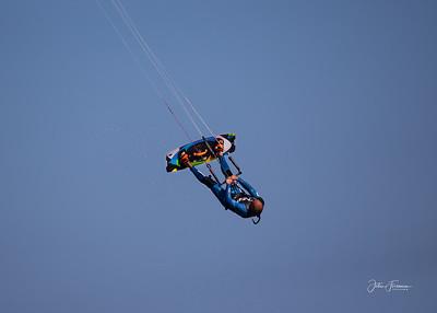 Kitesurfing, Bournemouth