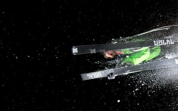 Night Ski Jumping