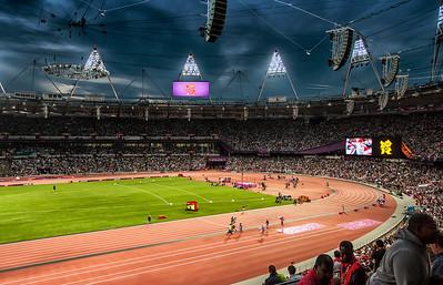 2012 Olympics, London, UK