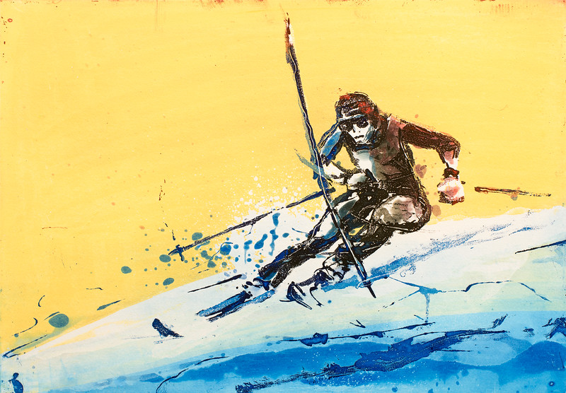Slalomprinsen, 2017, 2900,-