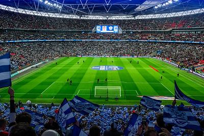 2014 Championship Playoff Final, Wembley Stadium, London