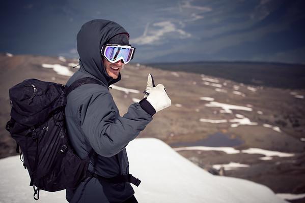 Summer Snowboard