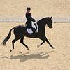 Carl Hester (GB) riding Uthopia, Individual Dressage, London Olympics - 2012