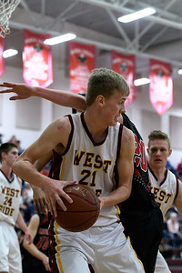 West Side 47 v  Soda Springs 51 District Playoff-57