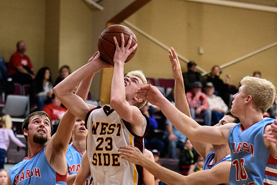 West Side  65 v  Marsh Valley 37-87