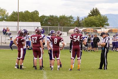 C-Team West Side 14 v  Snake River 6-3