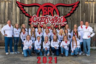 2021 BRXC Girls