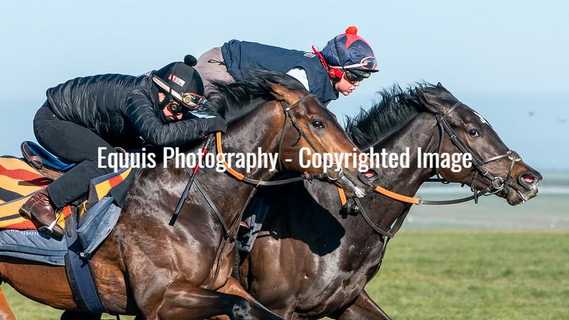 Gallops 17th April-25