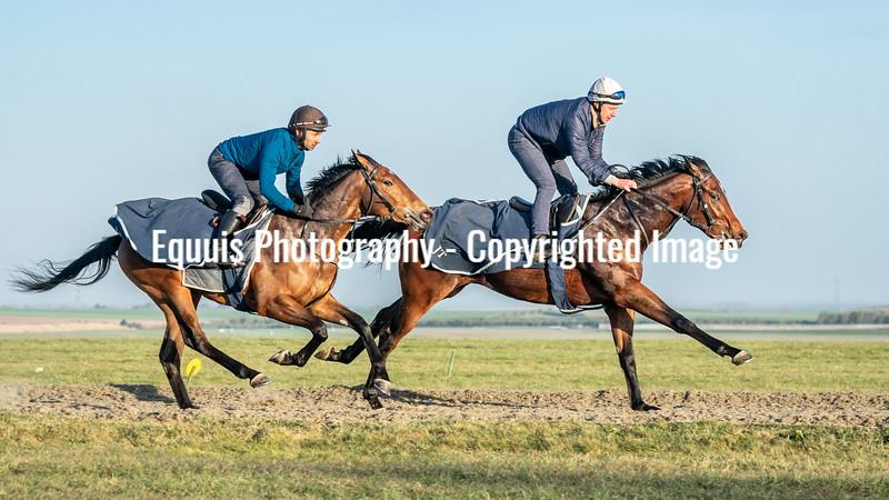 Gallops 24th April-22