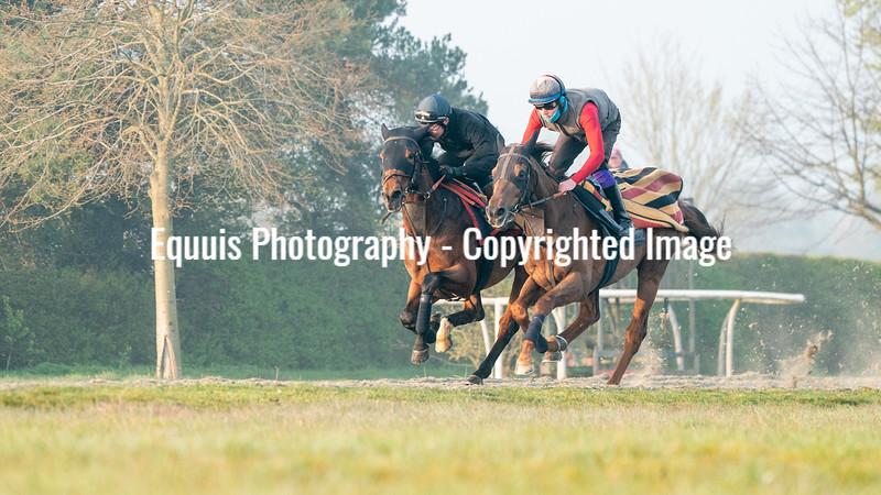 Gallops 21st April-14
