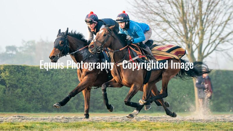 Gallops 21st April-22