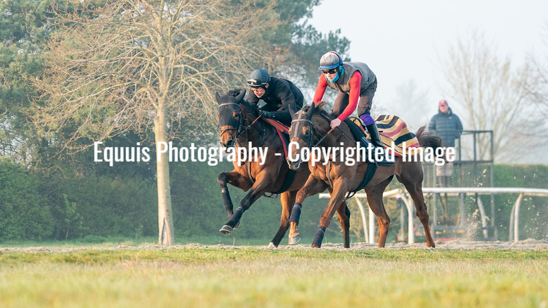 Gallops 21st April-15