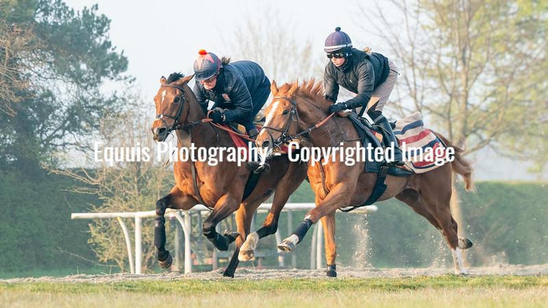 Gallops 21st April-6
