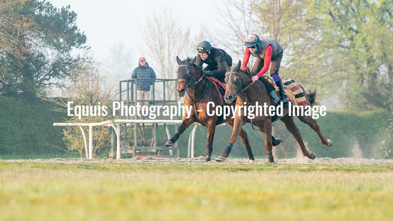Gallops 21st April-13