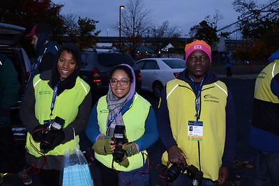 2014 NYC Marathon Pre-Race Candids