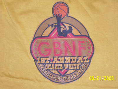 1st Annual GBNF Basketball Tournament: 6/20/08