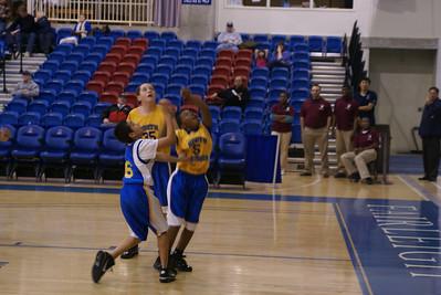 NB Travel Basketball at FDU