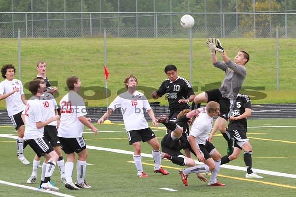 Camas vs Sammamish Boys Soccer 05/21/2011