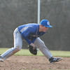 #14 Fields a ground ball in the bottom of the 6th.<br /> Benjamin Gajewski / North Street Studios
