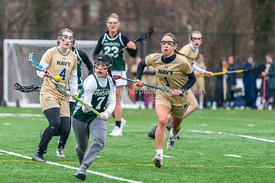 20190303Navy Womens Lacrosse0519
