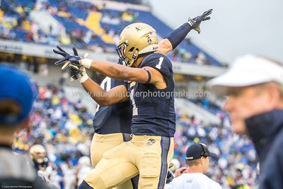Navy vs Memphis - First Home Game 8 Sep 18