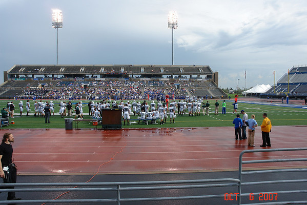 Ohio Univ. Football