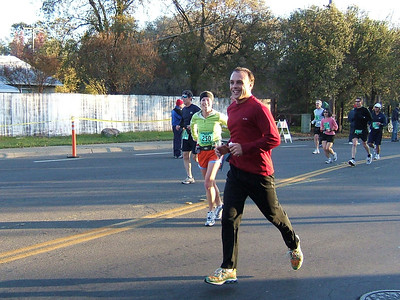 Cal International Marathon - December 3, 2006
