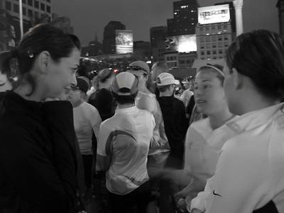 Nike Women's Half - October 2008
