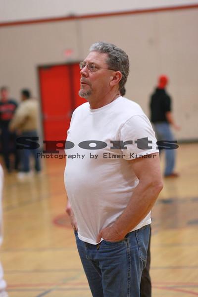 Senior Class Donkey Basketball 02/28/09