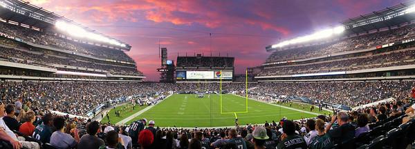 Eagles vs Jets - Pre-Season 9/2/2010