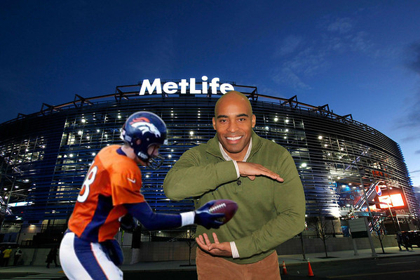 Super Bowl  Pre-Game Party (with the REAL Tiki Barber)