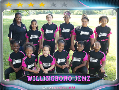 Willingboro Jemz Softball - 9U