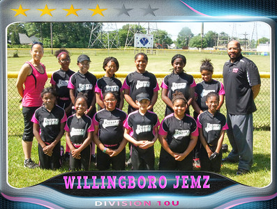 Willingboro Jemz Softball - 10U