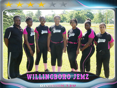 Willingboro Jemz Softball - 12U
